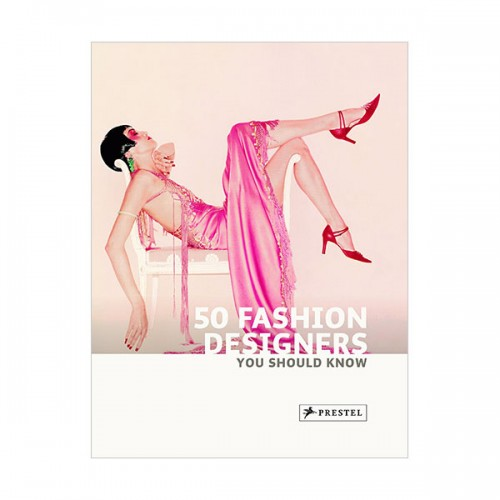 [★Stylish★]50 Fashion Designers You Should Know (Paperback)