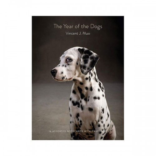 The Year of the Dogs Notecards (Cards)