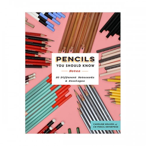 Pencils You Should Know Notes (Cards)