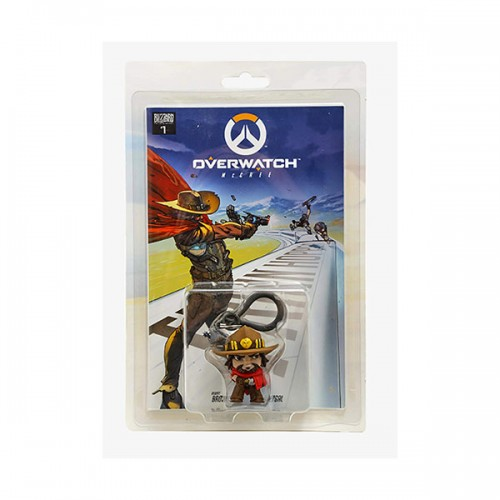 Blizzard Overwatch Backpack Hangers : McCree