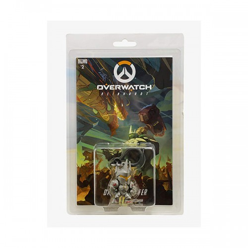 Blizzard Overwatch Backpack Hangers : Reinhardt