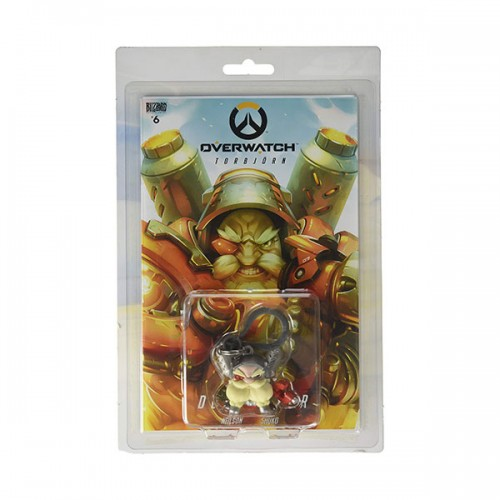 Blizzard Overwatch Backpack Hangers : Torbjorn