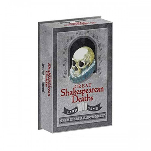 Great Shakespearean Deaths Card Game (Cards)