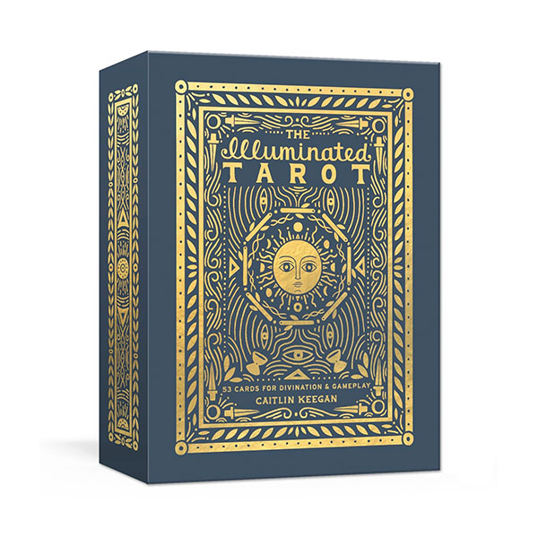 The Illuminated Tarot : 53 Cards for Divination & Gameplay (Cards)