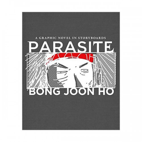 [★Stylish★] 기생충 Parasite : A Graphic Novel in Storyboards (Hardcover)