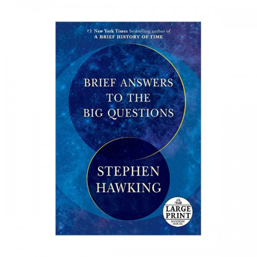 Brief Answers to the Big Questions (Paperback, INT)