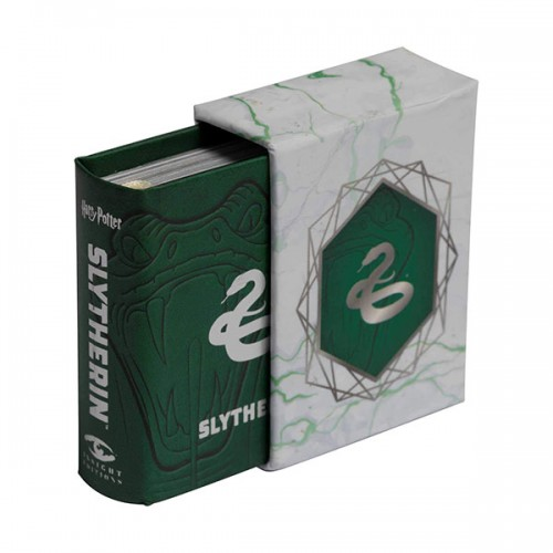 Tiny Book : Harry Potter Slytherin (Hardcover)