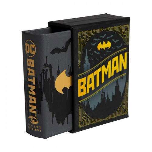Tiny Book : DC Comics Batman: Quotes from Gotham City (Hardcover)