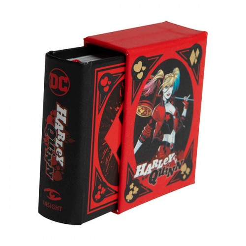 Tiny Book : DC Harley Quinn (Hardcover)