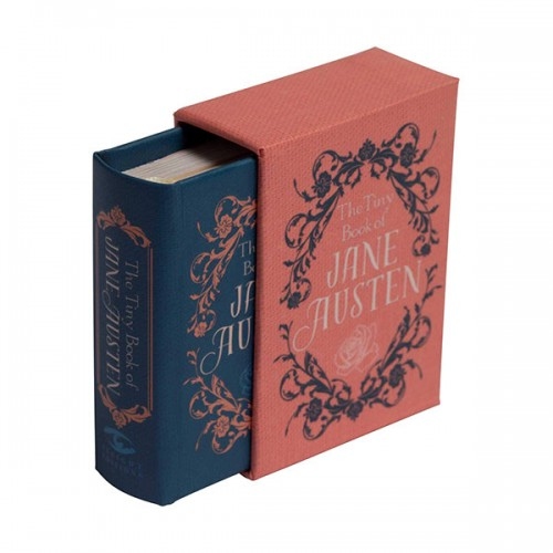 Tiny Book : The Tiny Book of Jane Austen (Hardcover)