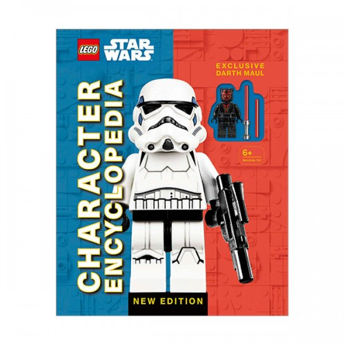 Lego Star Wars : Character Encyclopedia New Edition (Hardcover)