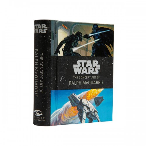 Star Wars : The Concept Art of Ralph McQuarrie Mini Book (Hardcover)