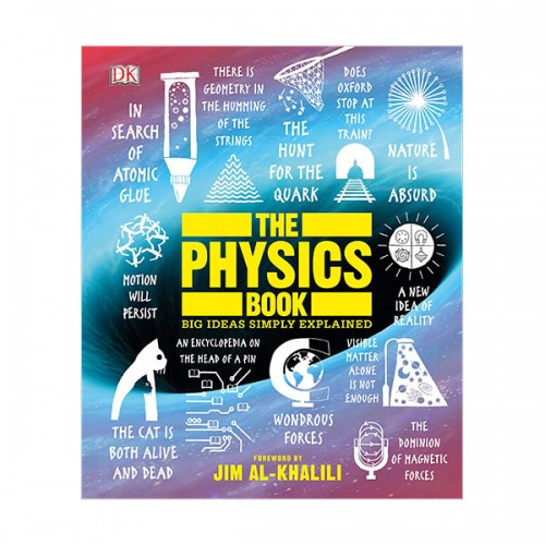 Big Ideas Simply Explained : The Physics Book (Hardcover)