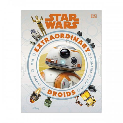 Star Wars Extraordinary Droids (Hardcover)