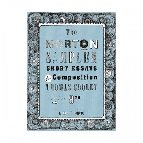 [Grade 11/ AP Language] The Norton Sampler: Short Essays for Composition 9th Edition (Paperback)