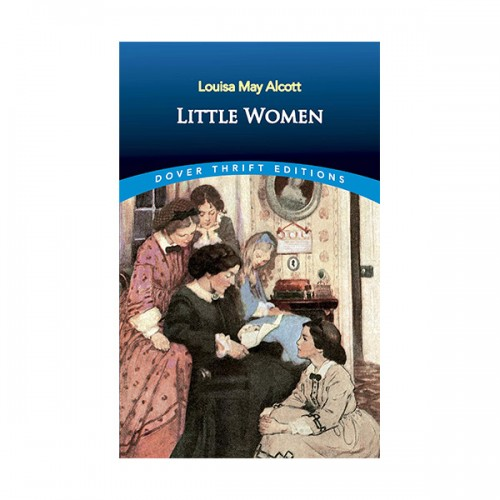 [Grade 11] Little Women : Dover Thrift Editions (Paperback)