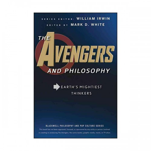 [Grade 11] The Avengers and Philosophy: Earth's Mightiest Thinkers (Paperback)