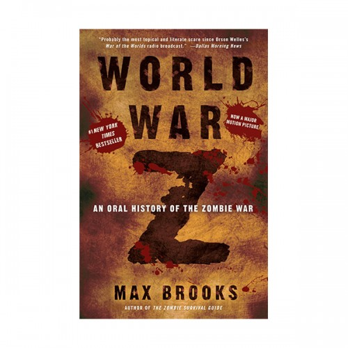 [Grade 12] World War Z: An Oral History of the Zombie War (Paperback)