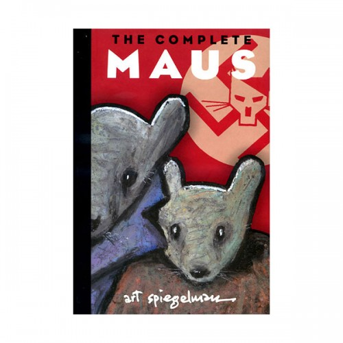 [Grade 12] The Complete Maus Graphic Novel (Hardcover)