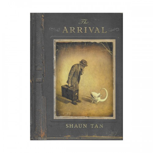 [Grade 12] The Arrival 도착 (Hardcover)