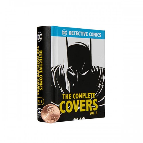 DC Comics: Detective Comics : The Complete Covers Vol. 3 (Hardcover)