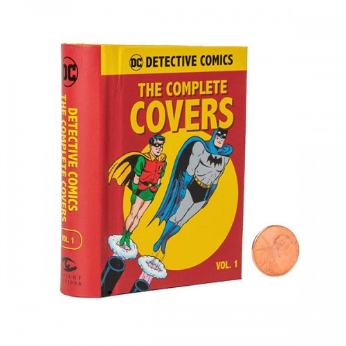 DC Comics: Detective Comics: The Complete Covers Vol. 1 (Hardcover)