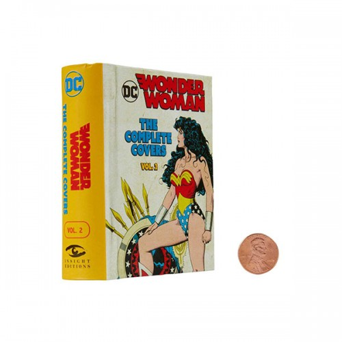 DC Comics: Wonder Woman: The Complete Covers Vol. 2 (Hardcover)