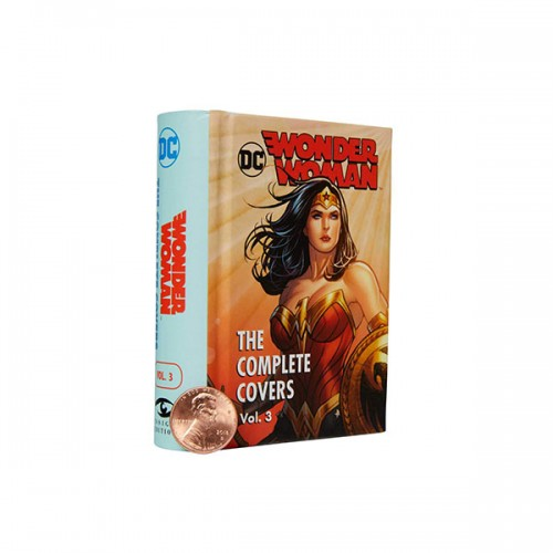 DC Comics: Wonder Woman: The Complete Covers Vol. 3 (Hardcover)