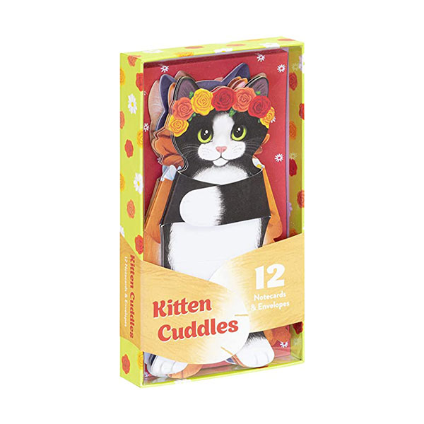 Kitten Cuddles Notecards (Cards)
