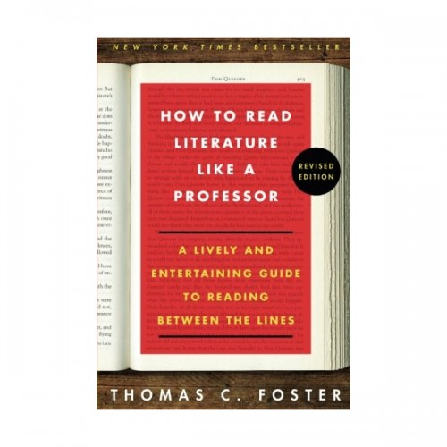 [AP Literature] How to Read Literature Like a Professor (Paperback)