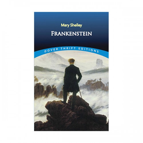 [AP Literature] Frankenstein : Dover Thrift Editions (Paperback)