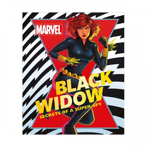 Marvel Black Widow : Secrets of a Super-spy (Hardcover)