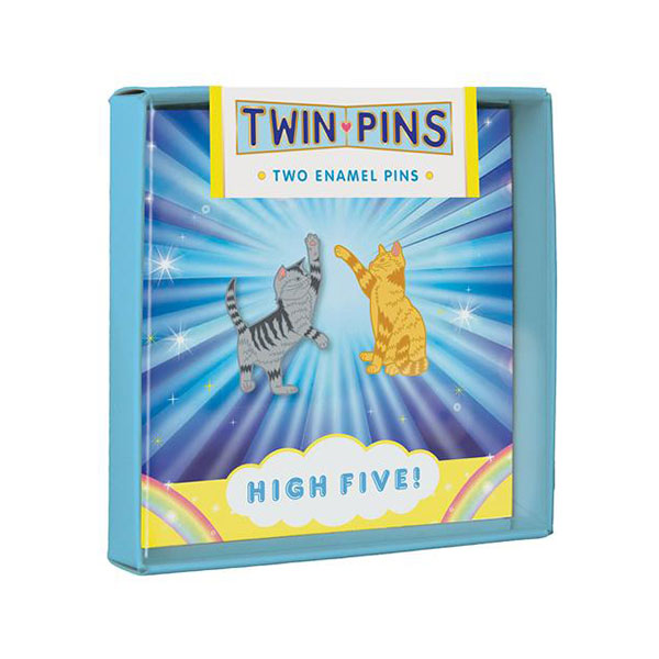 High Five Twin Pins