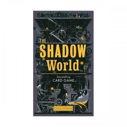 The Shadow World : A Sci-Fi Storytelling Card Game (Cards, 영국판)