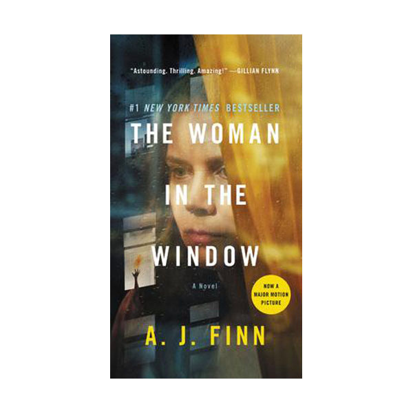 The Woman in the Window [movie Tie-In] (Mass Market Paperback)