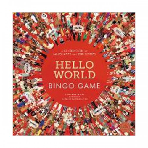 360 Degrees Hello World : Bingo (Hardcover, 영국판)