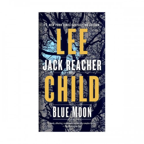 Jack Reacher #24 : Blue Moon (Mass Market Paperback)