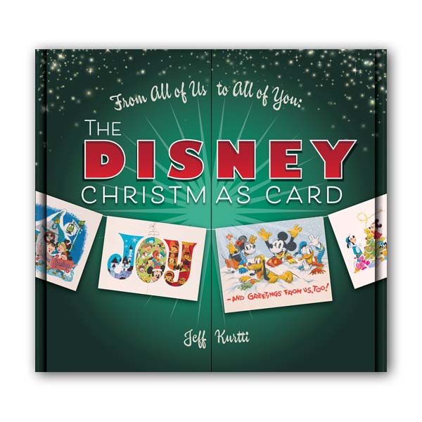From All of Us to All of You The Disney Christmas Card (Hardcover)