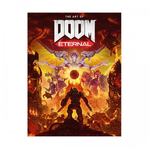 The Art of DOOM : Eternal (Hardcover)