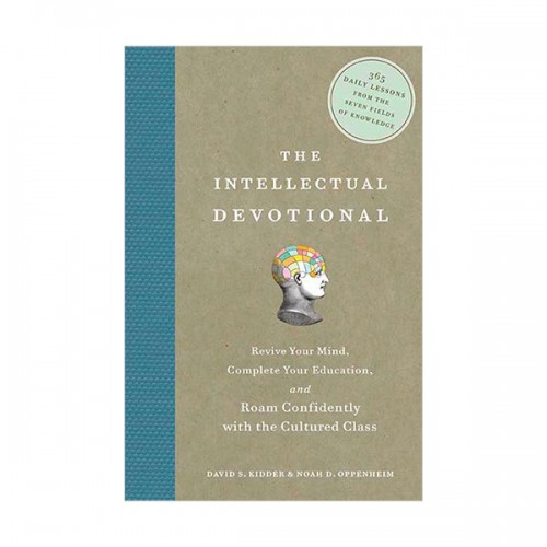 The Intellectual Devotional (Hardcover, Rough cut edition)