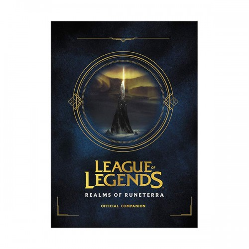 League of Legends : Realms of Runeterra (Hardcover)