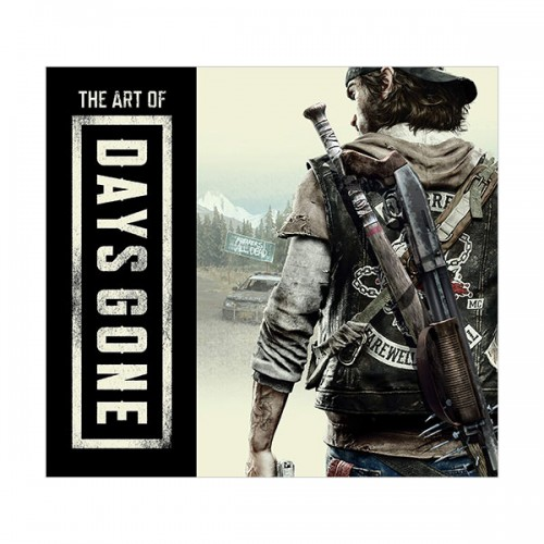 The Art of Days Gone (Hardcover)