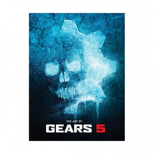 The Art of Gears 5 (Hardcover)