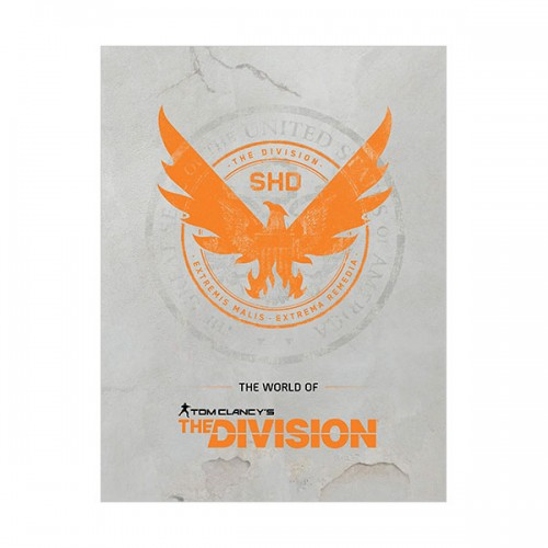 The World of Tom Clancy's The Division (Hardcover)
