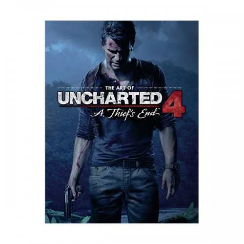 The Art of Uncharted 4 : A Thief's End (Hardcover)