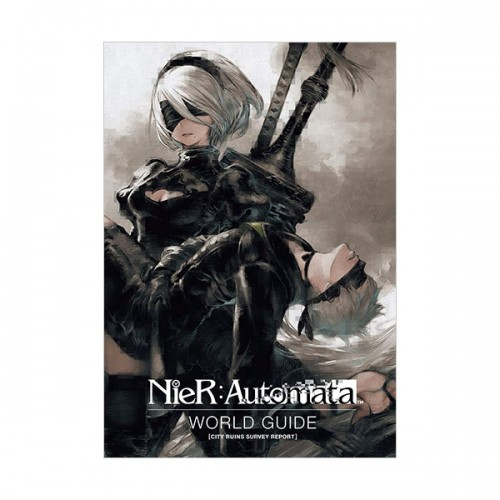 NieR : Automata World Guide Volume 1 (Hardcover)
