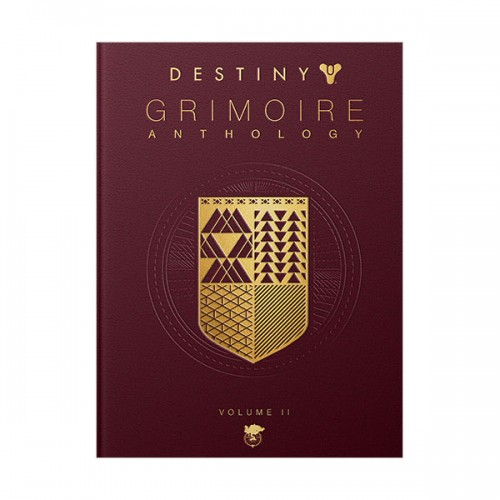 Destiny Grimoire Anthology, Volume II : Fallen Kingdoms (Hardcover)