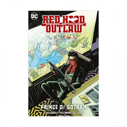 Red Hood : Outlaw Vol. 2 : Prince of Gotham (Paperback)