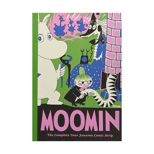 Moomin #02 : The Complete Tove Jansson Comic Strip (Hardcover)