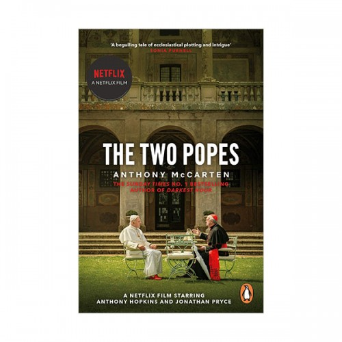 [넷플릭스] The Two Popes : Official Tie-in to Major New Film Starring Sir Anthony Hopkins (Paperback, 영국판)